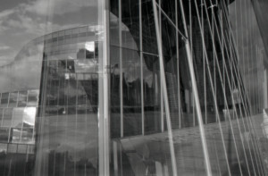 Barcelona Pinhole: The Union Fenosa Building